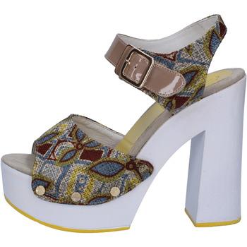 Buty Damskie Sandały Suky Brand Sandały AB308 Beżowy