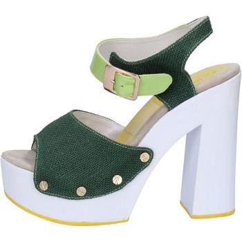 Buty Damskie Sandały Suky Brand Sandały AB314 Zielony