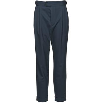 tekstylia Damskie Spodnie z pięcioma kieszeniami Joseph DEAN Marine