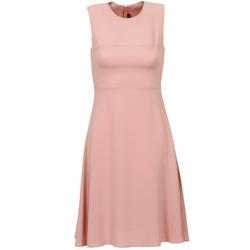 tekstylia Damskie Sukienki krótkie Joseph DOLL Różowy