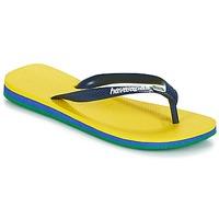 Buty Japonki Havaianas Brasil Layers Żółty
