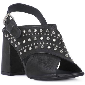 Buty Damskie Sandały Juice Shoes SANDALO ISCO TEVERE Nero