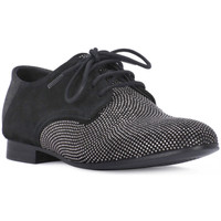 Buty Damskie Derby Juice Shoes NAVA Nero