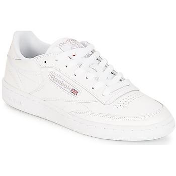 Buty Damskie Trampki niskie Reebok Classic CLUB C 85 Biały