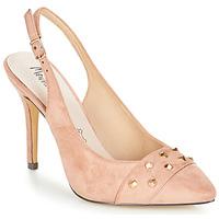 Buty Damskie Sandały Menbur DINITARSA Beżowy / Różowy