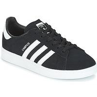 Buty Dziecko Trampki niskie adidas Originals CAMPUS C Czarny