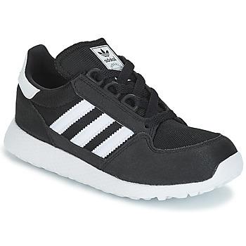 Buty Dziecko Trampki niskie adidas Originals OREGON C Czarny