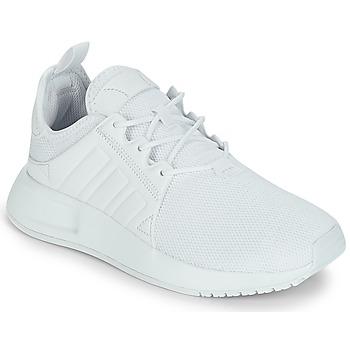 Buty Dziecko Trampki niskie adidas Originals X_PLR J Biały