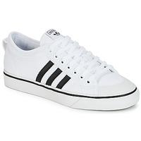 Buty Trampki niskie adidas Originals NIZZA Biały / Czarny
