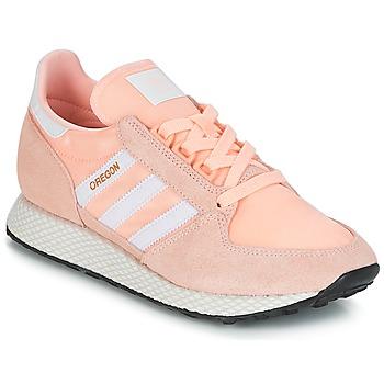 Buty Damskie Trampki niskie adidas Originals OREGON W Różowy