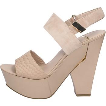 Buty Damskie Sandały Marciano BZ430 Beżowy