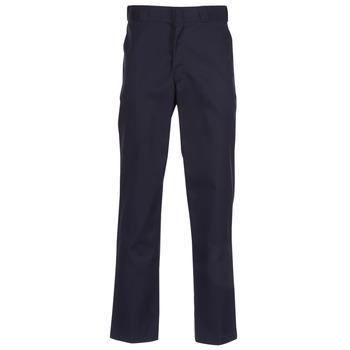 tekstylia Męskie Spodnie z pięcioma kieszeniami Dickies WORK PANT Kaki