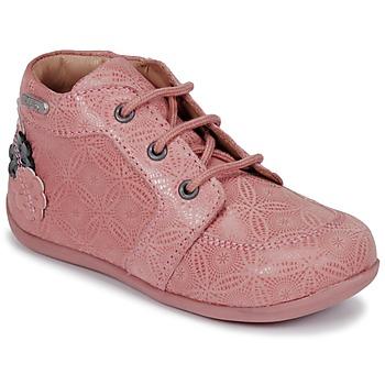 Buty Dziewczynka Buty za kostkę Aster DILA Różowy