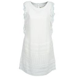 tekstylia Damskie Sukienki krótkie Stella Forest AUDRENE Biały
