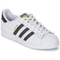 Buty Trampki niskie adidas Originals SUPERSTAR Biały / Czarny