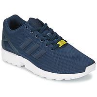 Buty Męskie Trampki niskie adidas Originals ZX FLUX Niebieski / Biały