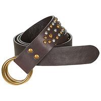 Dodatki Damskie Paski Polo Ralph Lauren DOUBLE O RING Brązowy