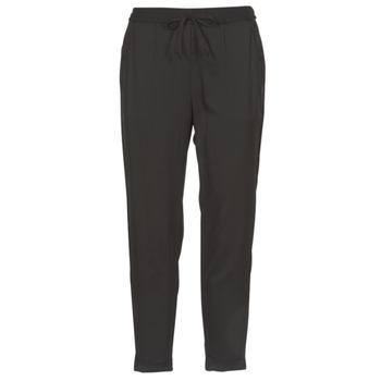 tekstylia Damskie Spodnie z lejącej tkaniny / Alladynki G-Star Raw BRONSON JOG Czarny