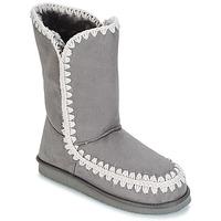 Buty Damskie Kozaki LPB Shoes NATHALIE Szary