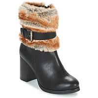 Buty Damskie Botki LPB Shoes JESSY Czarny