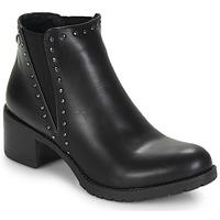 Buty Damskie Botki LPB Shoes LAURA Czarny