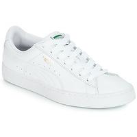 Buty Trampki niskie Puma BASKET CLASSIC LFS.WHT Biały