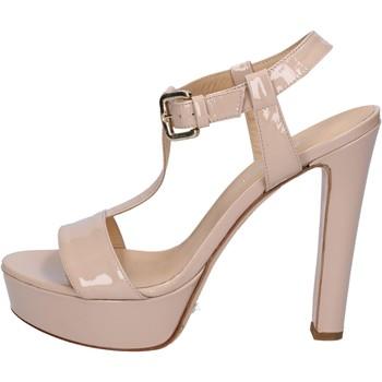 Buty Damskie Sandały Mi Amor BY169 Różowy