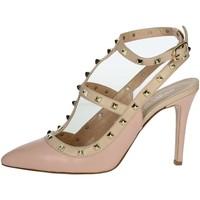 Buty Damskie Sandały Mariano Ventre VAL01 'Różowy