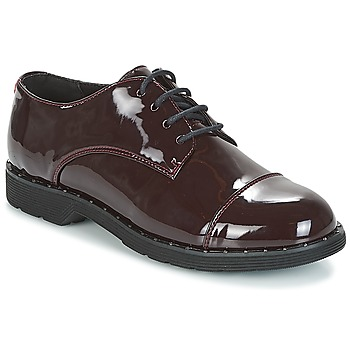 Buty Damskie Derby Coolway PARIS Bordeaux / Vernis