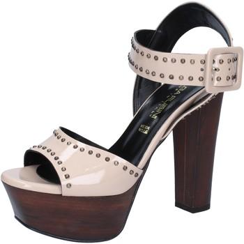 Buty Damskie Sandały Olga Rubini BY316 Beżowy