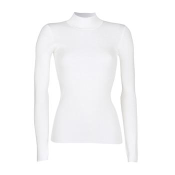 tekstylia Damskie Swetry Ikks RUNO Biały