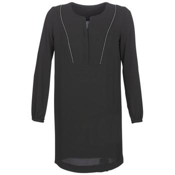 tekstylia Damskie Sukienki krótkie Ikks BURRI Czarny