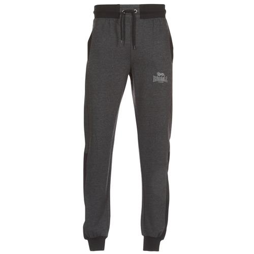 tekstylia Męskie Spodnie dresowe Lonsdale HECKFIELD Szary