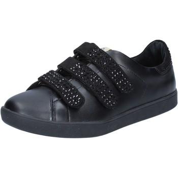 Buty Damskie Trampki niskie Liu Jo Sneakersy BY639 Czarny
