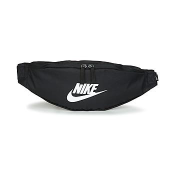 Torby Biodrówki Nike NIKE SPORTSWEAR HERITAGE Czarny