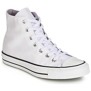 Buty Damskie Trampki wysokie Converse CHUCK TAYLOR ALL STAR HI Biały / Biały