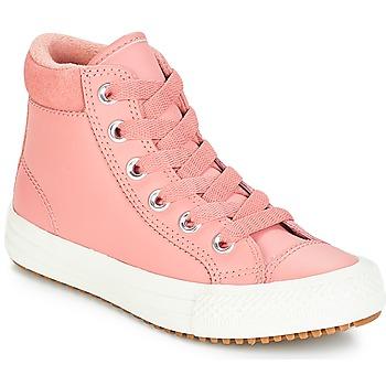 Buty Dziewczynka Trampki wysokie Converse CHUCK TAYLOR ALL STAR PC BOOT HI Rust / Pink / Burnt / Caramel / Rust / Pink