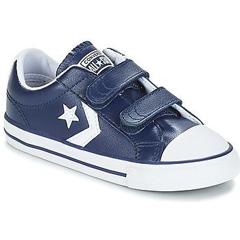 Buty Dziecko Trampki niskie Converse STAR PLAYER EV V OX Navy / Biały