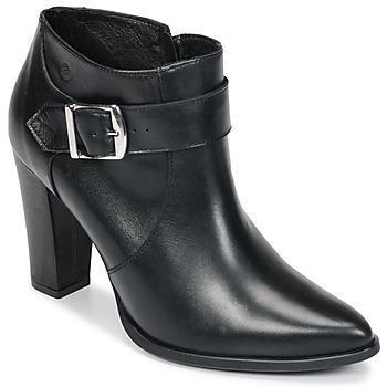 Buty Damskie Low boots Betty London JYKA Czarny