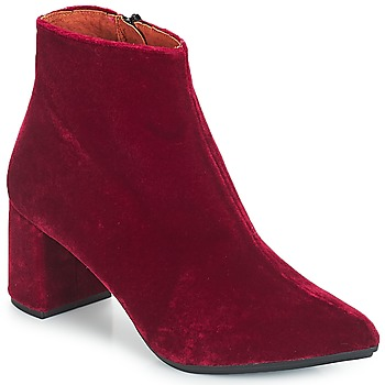 Buty Damskie Botki Betty London JILOUTE Bordeaux