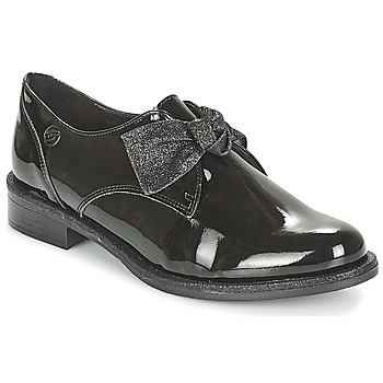 Buty Damskie Derby Betty London JOHEIN Czarny