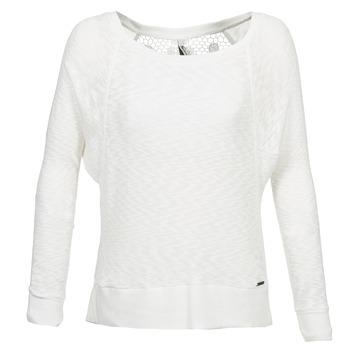 tekstylia Damskie Swetry Pepe jeans TWAIN Biały