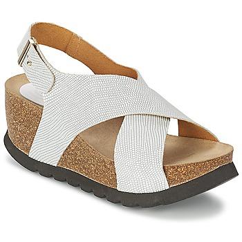 Buty Damskie Sandały Ganadora SARA Biały
