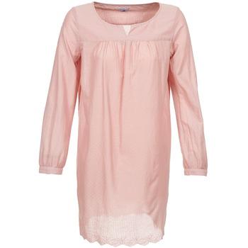 tekstylia Damskie Sukienki krótkie Bensimon BAHIA Różowy
