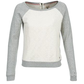 tekstylia Damskie Bluzy Tommy Jeans SABRINA Szary
