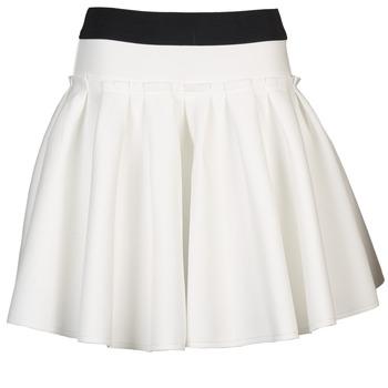 tekstylia Damskie Spódnice Brigitte Bardot ARNAUDE Ivory