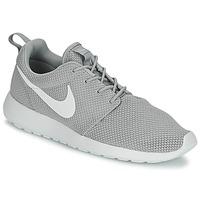 Buty Męskie Trampki niskie Nike ROSHE ONE Szary / Biały
