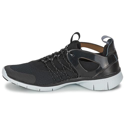 Nike Free Virtus Czarny - Bezpłatna Dostawa | Spartoo.pl ! Buty Trampki Niskie Damskie 423,20 Zł