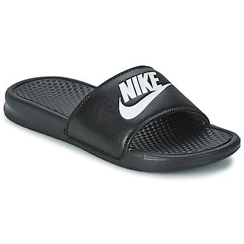 Buty Męskie klapki Nike BENASSI JUST DO IT Czarny
