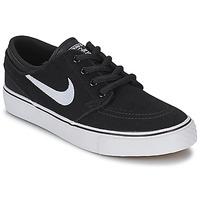 Buty Chłopiec Trampki niskie Nike STEFAN JANOSKI ENFANT Czarny